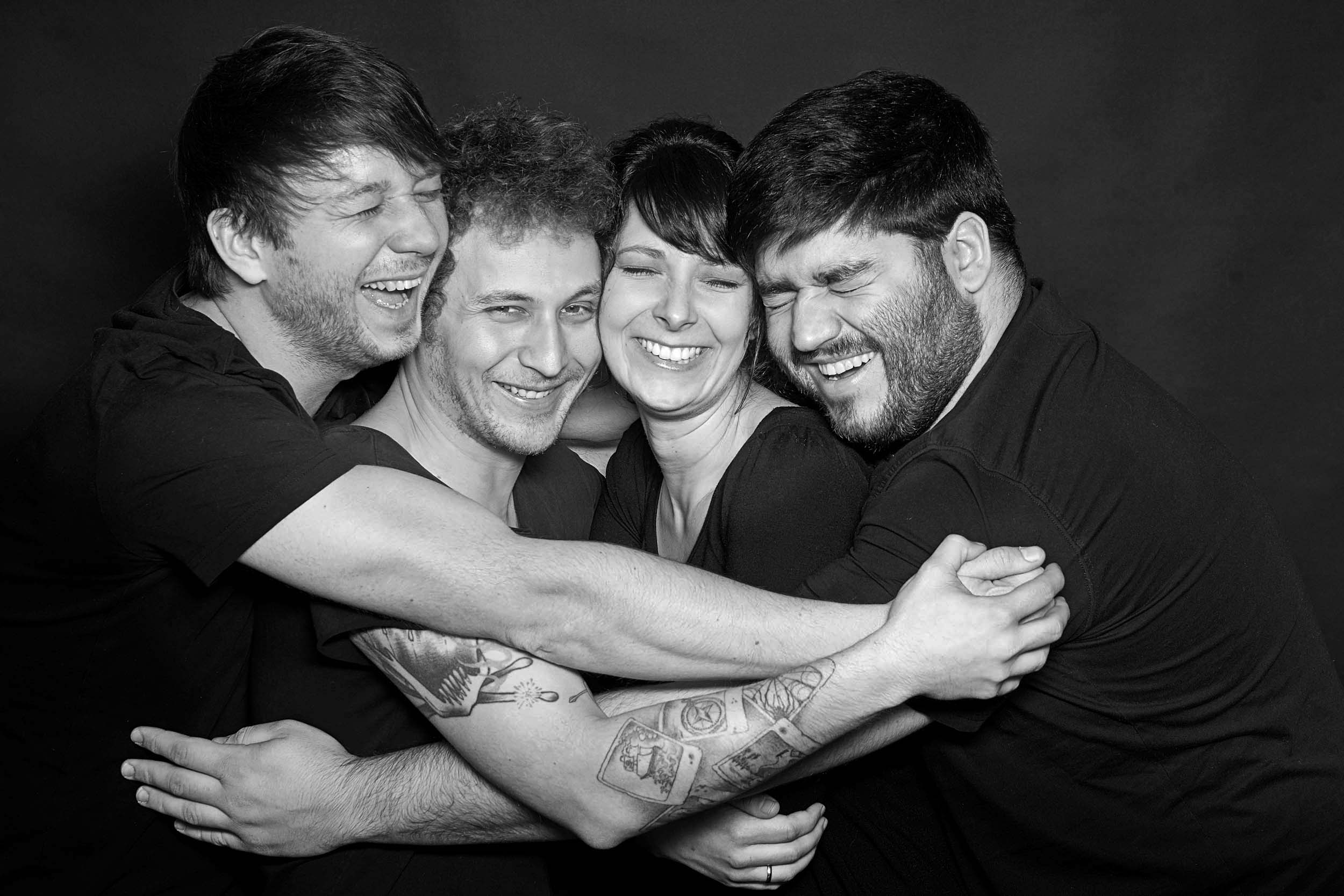 Bandportrait Fotostudio Maintal