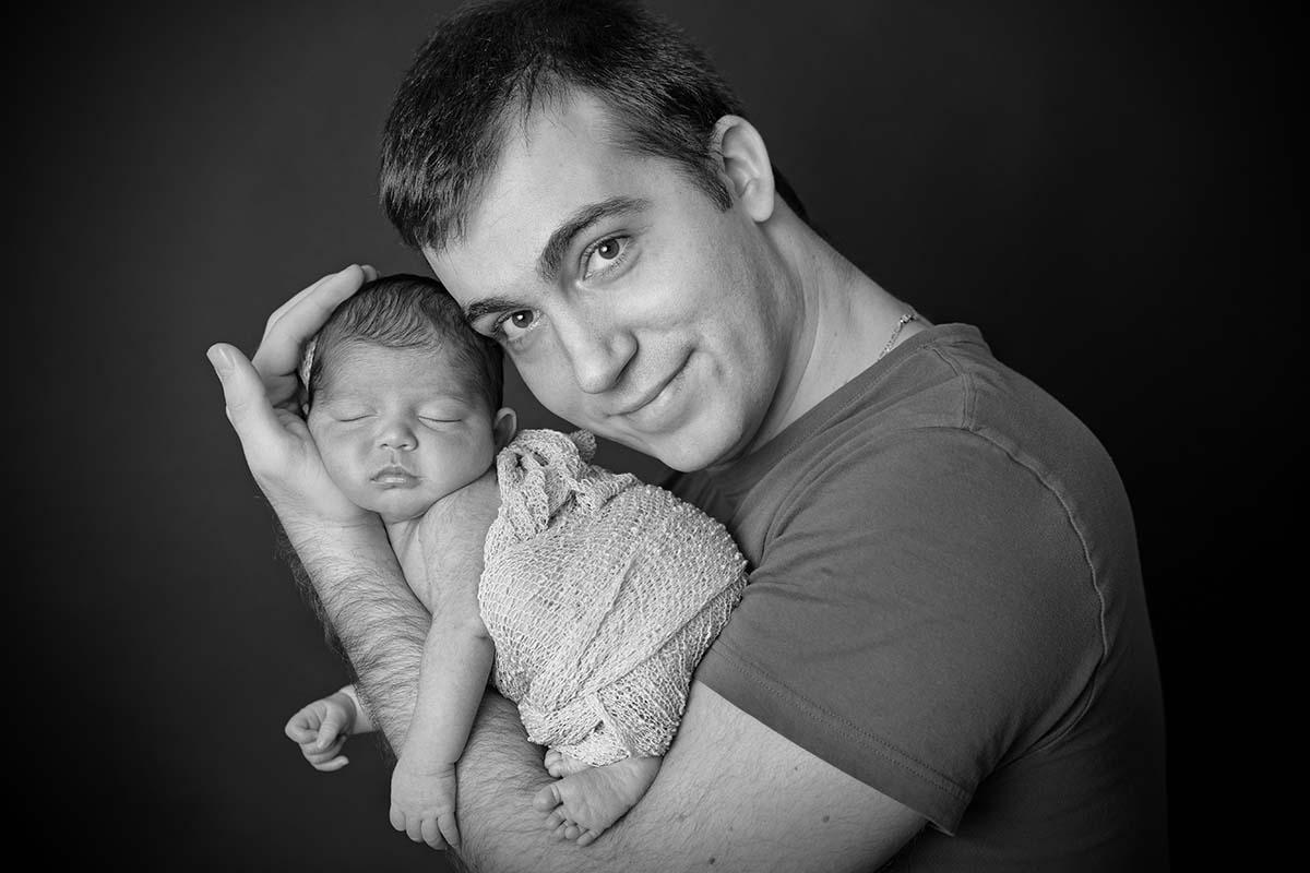 Babyfoto-Papa-Baby-Frankfurt-Babyfotografie